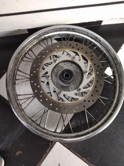 Roda Dianteira Da Drag Star 650