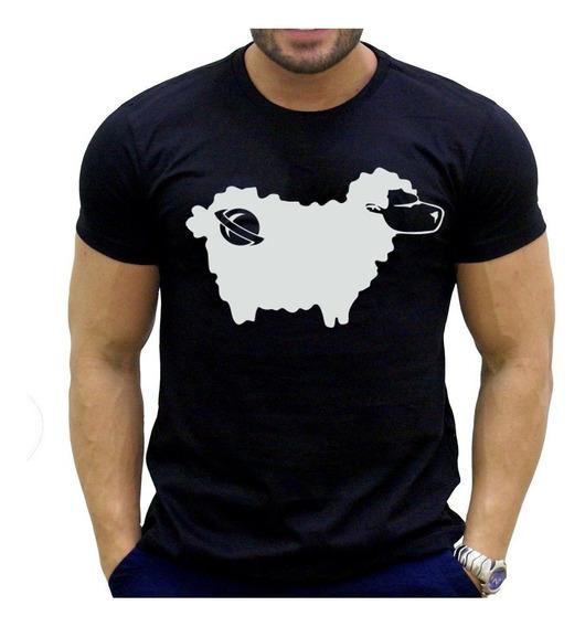 Camisa Camiseta Lost Excelente Veste Bem Ao Corpo. Top!