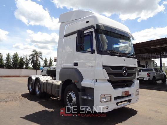 Mercedes Benz Mb Axor 2644 6x4 Ano 2012/12 Automático