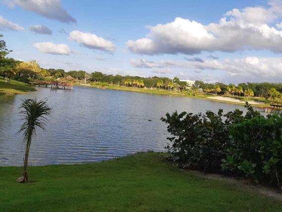 Terreno En Yucatán Country Club, Kilil, Junto A Lago