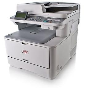 Impressora Multifuncional Color Okidata Mc361w