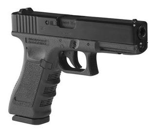 Pistola Glock 17 Gen4 Y 19 Gen3 Gas Blowback 6mm Original