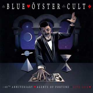 Blue Oyster Cult Agents Of Fortune Cd + Dvd Nuevo Original