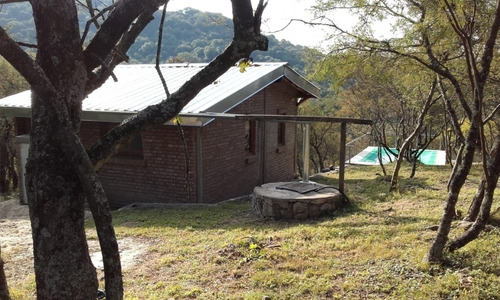 Vendo Cabaña Monoambiente C/pileta Camino A La Reserva Munic