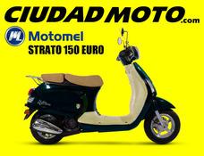 Motomel 150cc Strato Euro / En Ciudad Moto