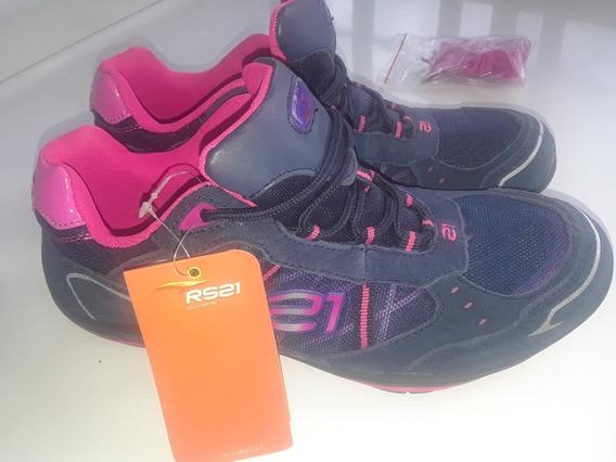 Zapatos Deportivos Para Damas Rs21 Originales