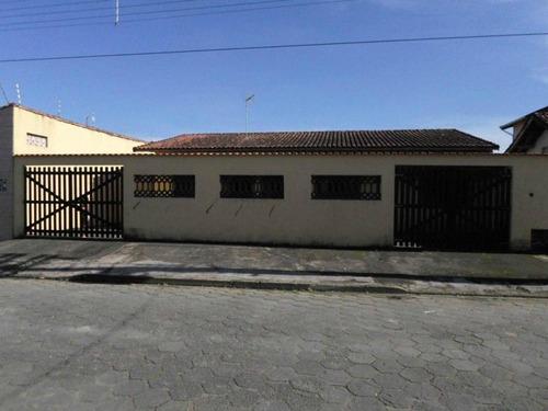 Casa Lote Inteiro Balneário Jussara Ca0411 Mongaguá - Ca0411 - 33485680