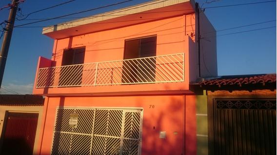 Casa Com 4 Quartos E 2 Banheiro