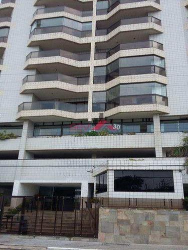 Apartamento Com 3 Dorms, Jardim Enseada, Guarujá - R$ 695 Mil, Cod: 1351 - V1351
