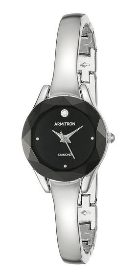 Armitron   Reloj Para Mujer   75/5327bksv   Original