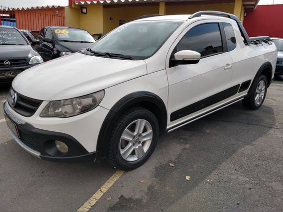 Vw Saveiro Cross Cab. Estend. 1.6 Flex Completa 2013