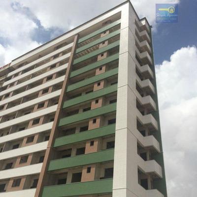 Apartamento Residencial À Venda, Edson Queiroz, Fortaleza. - Codigo: Ap0176 - Ap0176