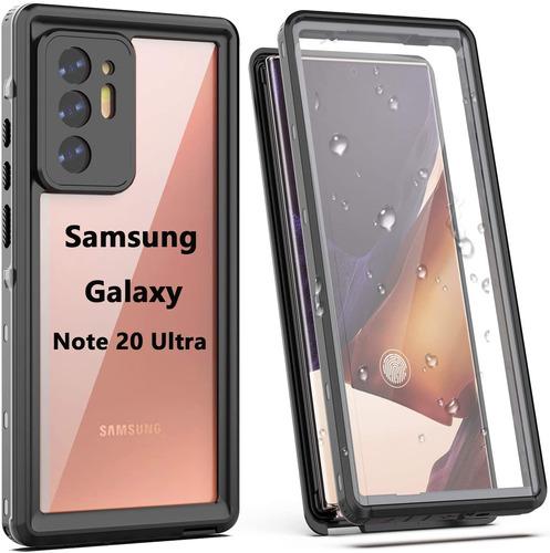 Yogre Samsung Galaxy Note 20 Ultra Waterproof Case, Full-bod