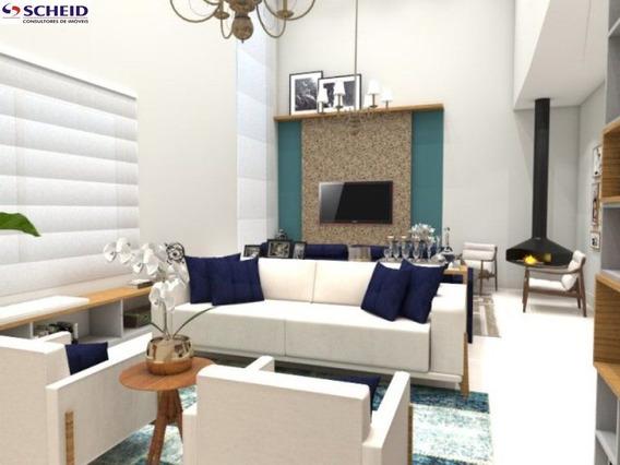 Sobrado 3 Dorms, 1 Suite, 2 Vagas, 220m², Ótima Localização, Pronto Para Morar! - Mr53342