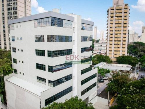 Imagem 1 de 5 de Sala Para Alugar, 81 M² Por R$ 2.835/mês - Jardim São Dimas - São José Dos Campos/sp - Sa0237