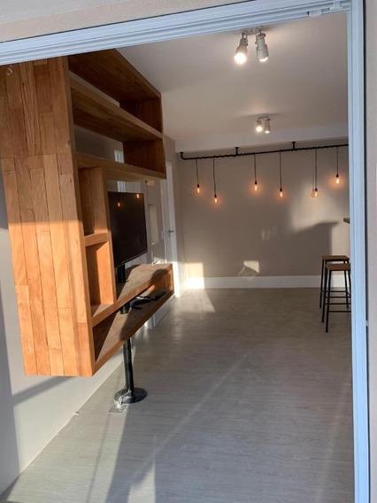 Apartamento Em Tatuapé, São Paulo/sp De 52m² 1 Quartos À Venda Por R$ 550.000,00 - Ap423376