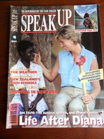 Revista Speak Up - Princesa Diana