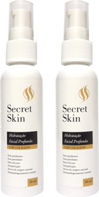 Secret Skin - Kit C/ 02 - Anti-rugas - Liftting Facial