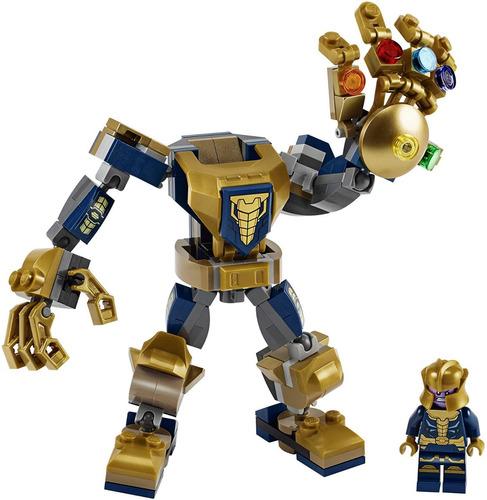 Lego Marvel Avengers Thanos Mech 76141 Nuevo 2020 (152 Pzas)