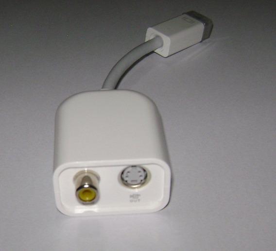 Adaptador Apple Mini Dvi - Rca / S-video
