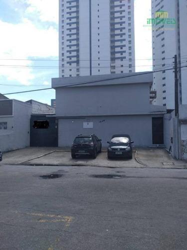 Imagem 1 de 16 de Galpão À Venda, 1350 M² Por R$ 2.800.000,00 - Centro - Fortaleza/ce - Ga0011
