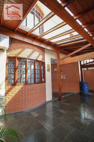 Imagem 1 de 25 de Lindo Sobrado Em Condominio - So1736