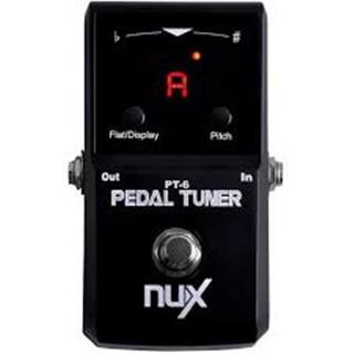 Pedal Afinador Nux Pt6