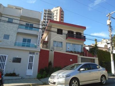 Sobrado Para Locação No Bairro Vila Bastos - 8408mercadoli