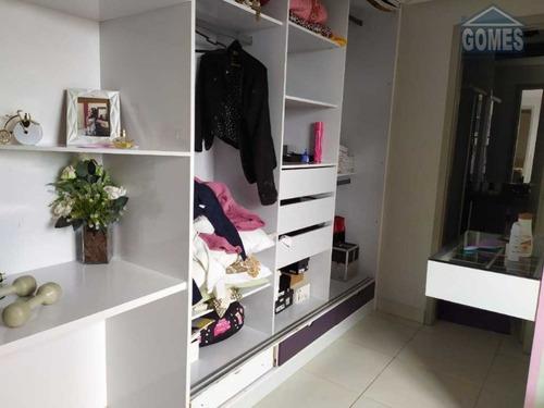 Imagem 1 de 30 de Lindo Apartamento Cobertura Com Piscina Privativa - 40839