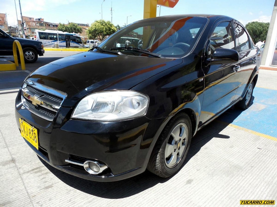 Chevrolet Aveo Emotion Full
