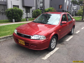 Ford Laser Full Equipo