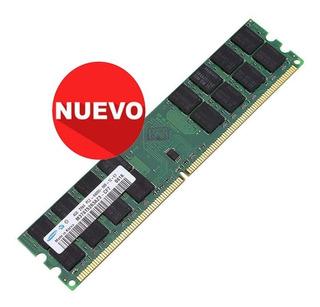 Memoria Ram Ddr2 4 Gb- Samsung - Para Cpu Amd