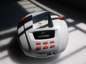 Radio Lenoxx Bd109 Usado C/ Trinco No Gabinete