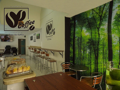 Cafetería Excelente Ubicacion