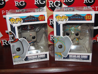 Pop! Disney Dumbo (511) (512) *