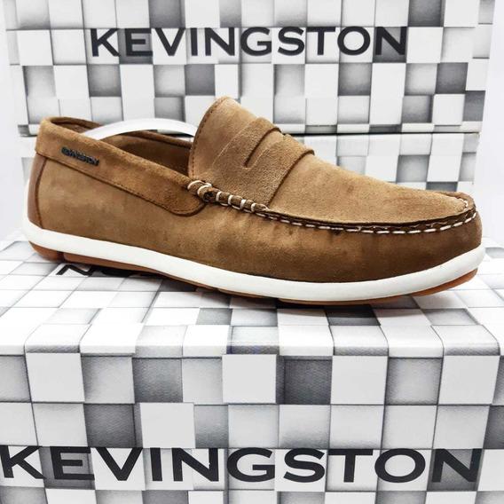 Zapatos Kevingston Minter Marrón Habano