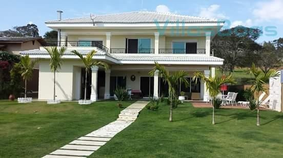 Casa Residencial Para Venda E Locação, Recanto Santa Barbara, Jambeiro. - Ca0693