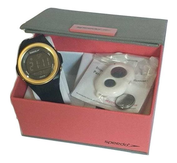 Relógio Digital Preto Speedo 65097loevnp2