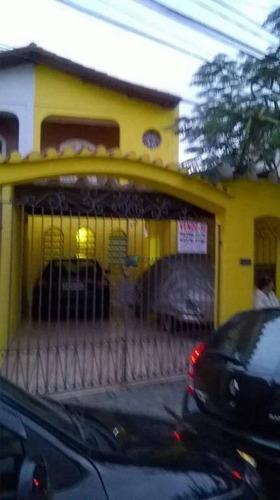 Sobrado Residencial À Venda, São José, São Caetano Do Sul. - So0114