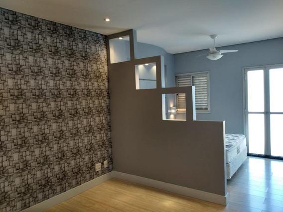 Apartamento Com 1 Dormitório Para Alugar, 40 M² Por R$ 1.200/mês - Botafogo - Campinas/sp - Ap0503