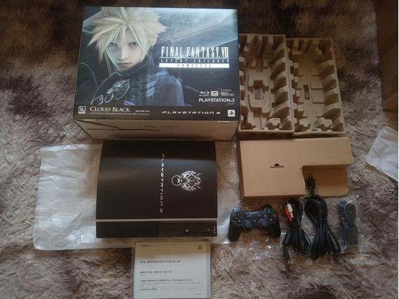 Playstation 3 Edição Especial Final Fantasy Vii