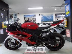 Yamaha R6r Roja 2013 18.494km