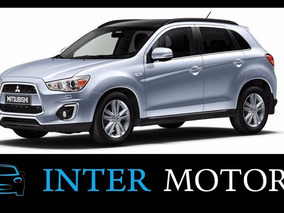 Mitsubishi Asx 2.0 Full Automatica/sec 0km Inter Motors