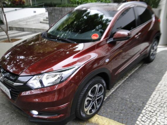 Honda Hrv Ex 1.8 Flex 2016 -única Dona- Apenas 19.300 Kms