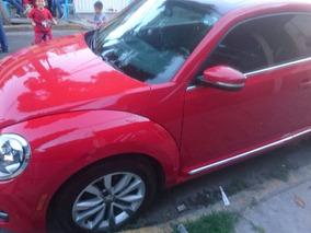 Volkswagen Beetle 2013, Triptopic Rojo, 2 Puertas