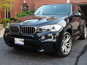 Bmw X5 3.0 Xdrive 35i M Sport L6 T At 7 Pasajeros / 7 Seater