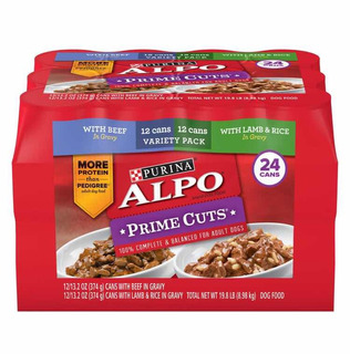 Purina Alpo Prime Cuts 24 Pack