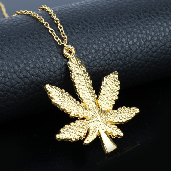 Colar Cannabis