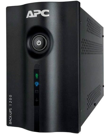 Nobreak Apc Back-ups Bz1200-br 1200va (600w)