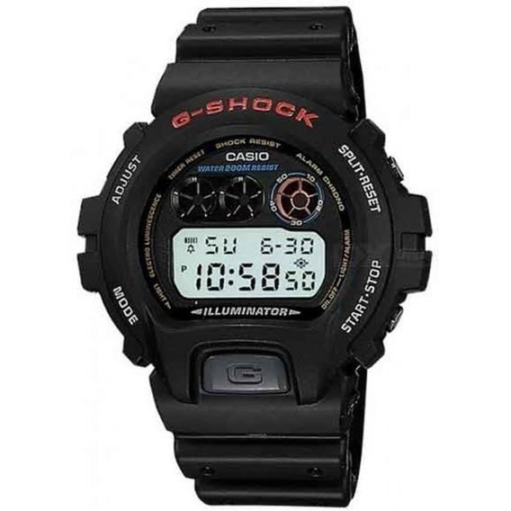 Relógio Casio G-shock Masculino Dw-6900-1vdr Garantia E Nf